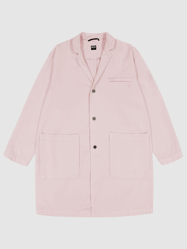 Roos Jacket cotton candy