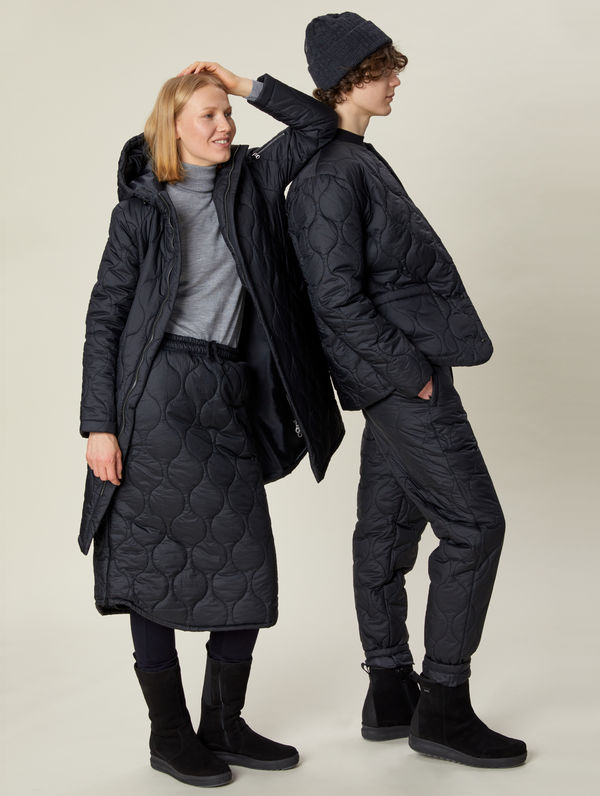 Rene Quilted Jacket black