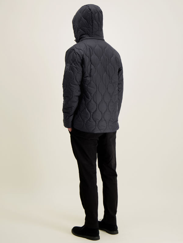 R-Collection Vaala Quilt Hoodie