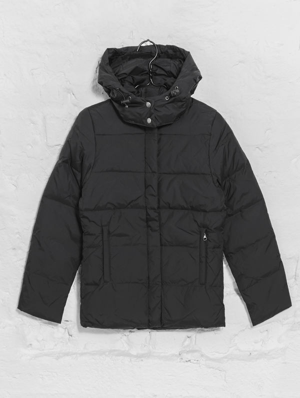 Women's Down Coat black