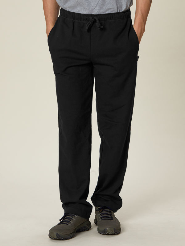 R-Collection Straight-Cut Sweatpants