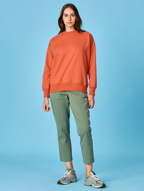Lulu Pants light moss green