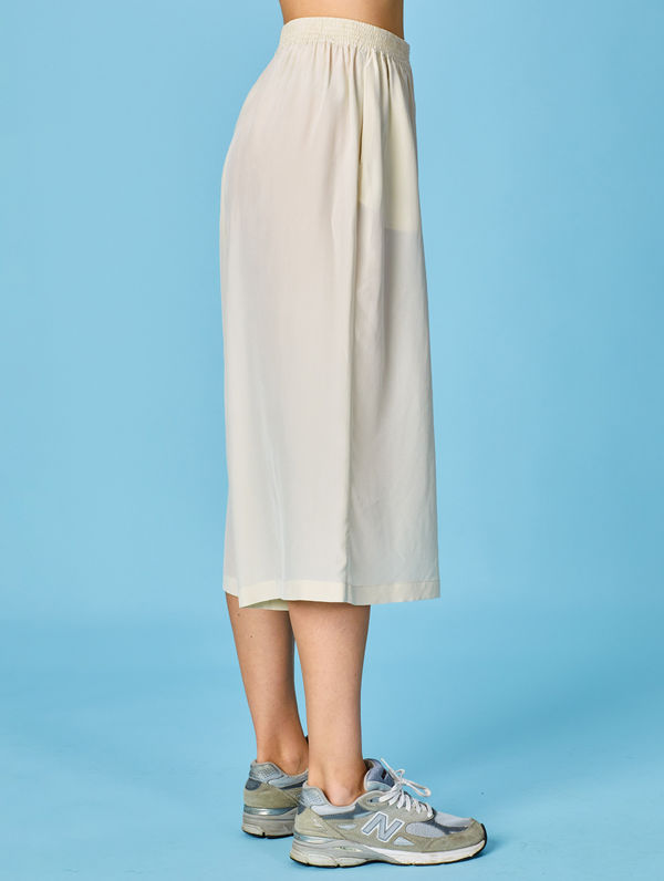 Silk Culottes birch