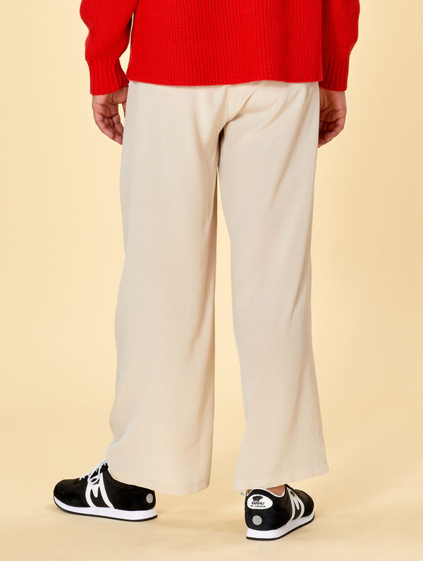 Essi Silk Pants birch
