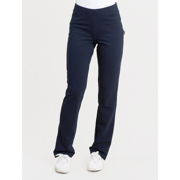 Women's Jersey Pants dark blue