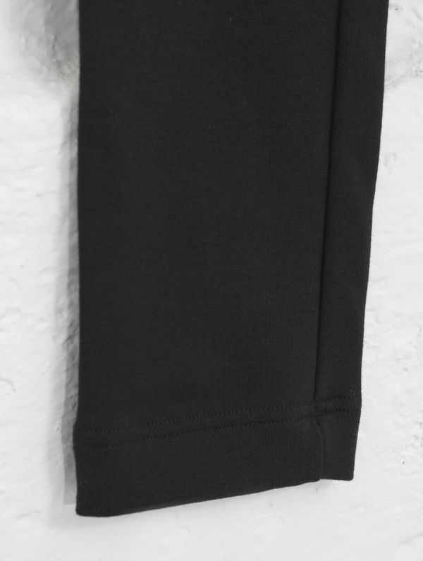Women's Jersey Pants black