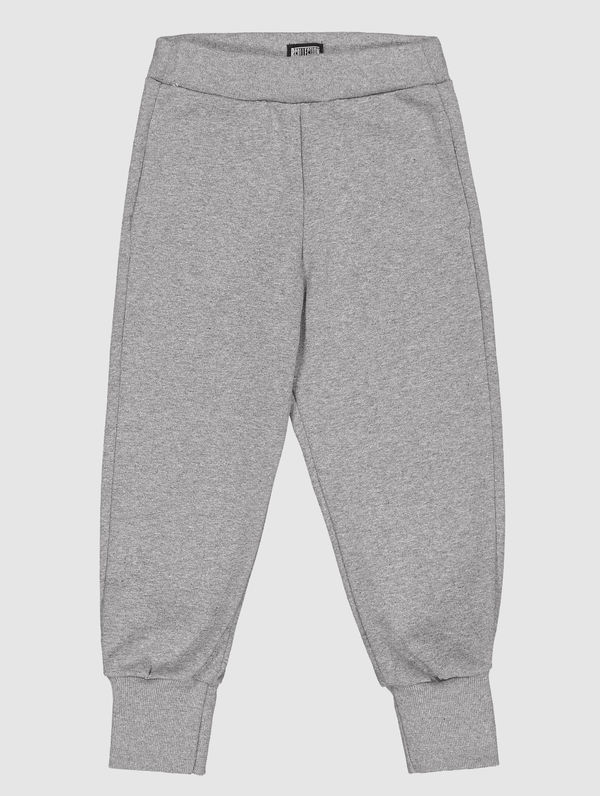 Children's Mini Sweatpants light melange grey
