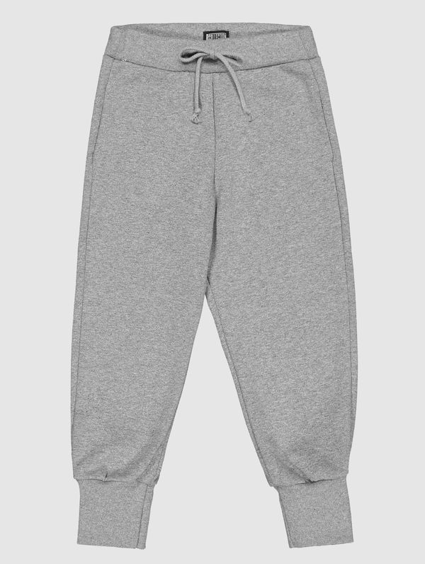 Children's Sweatpants light grey melange