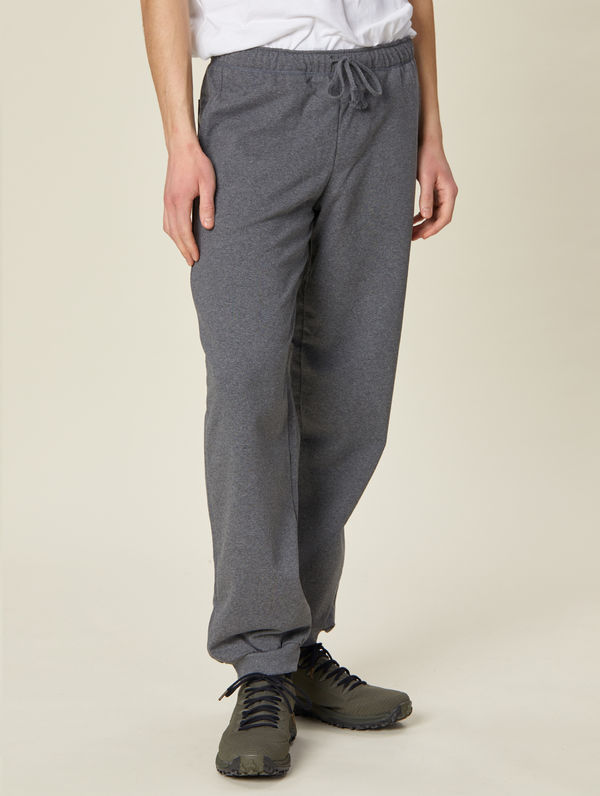 Classic Sweatpants dark grey melange