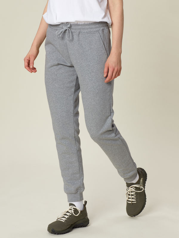 Slim Sweatpants light grey melange