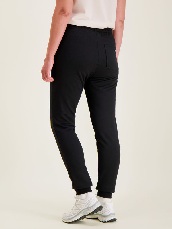 Slim Sweatpants black