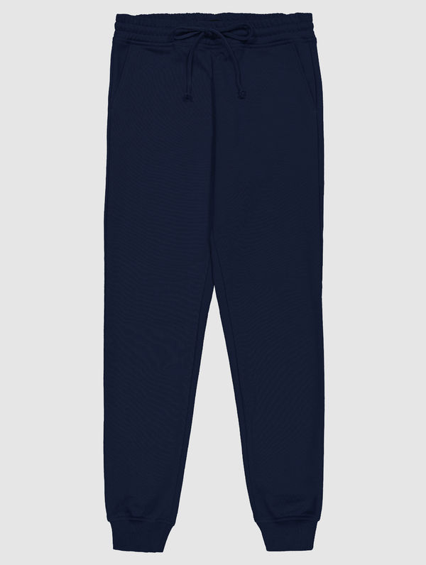 Slim Sweatpants dark blue