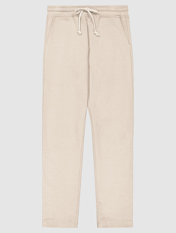 Slim Straight-Cut Sweatpants birch
