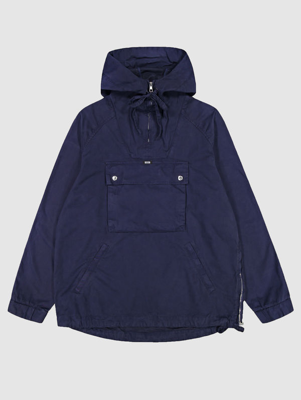 Outa Anorak ink blue
