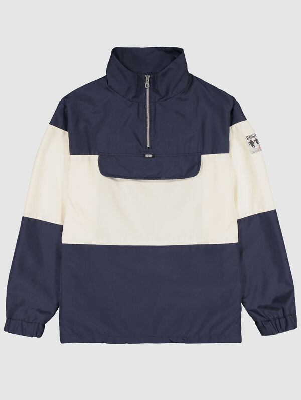 Sport Line Anorak ink blue / birch