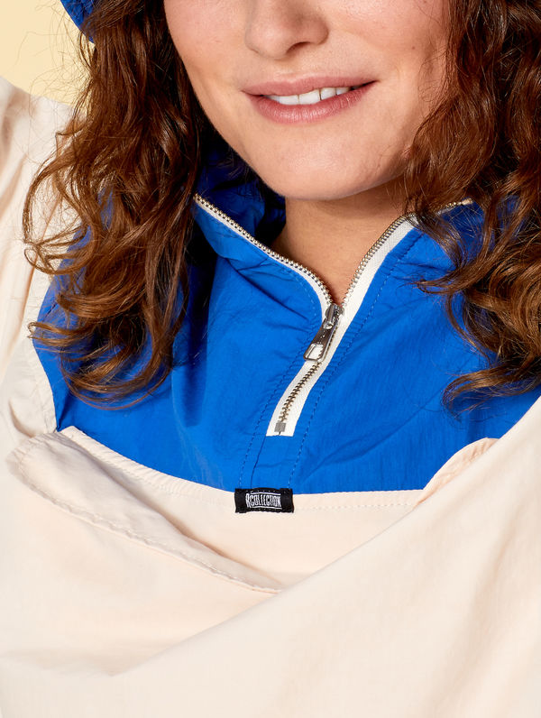 Sport Line Anorak sea blue / birch
