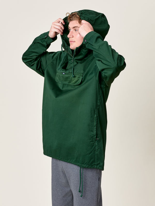 Classic Anorak forest green