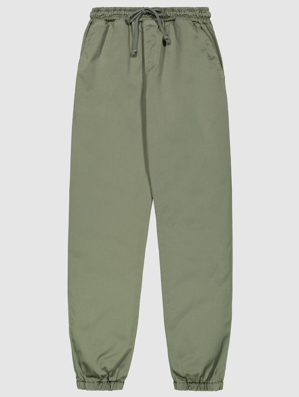 Anorak Pants light moss green