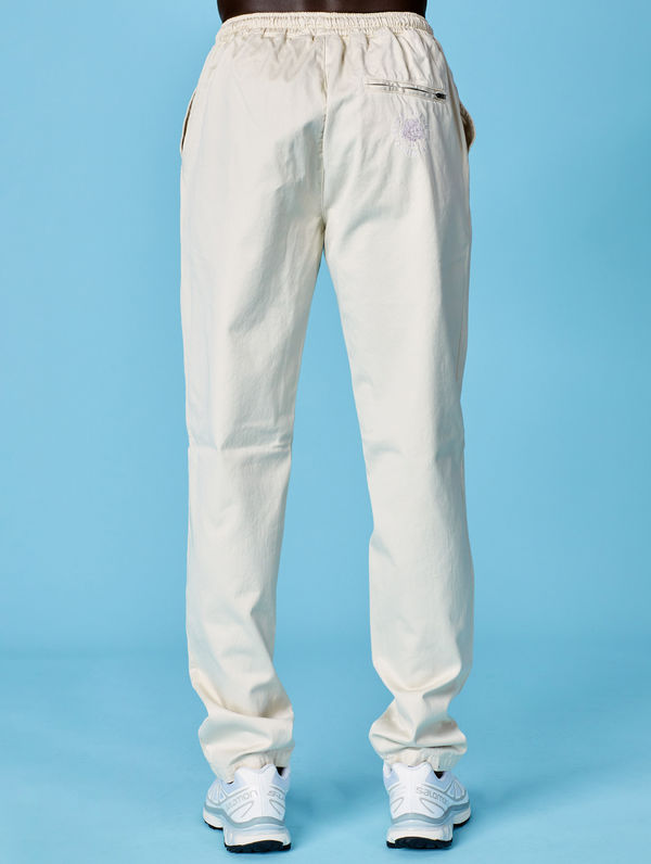 Straight-Cut Anorak Pants birch
