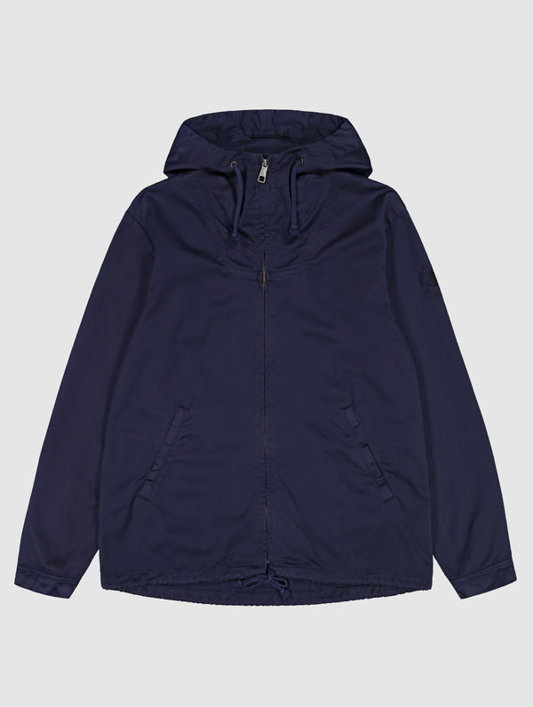 Zipper Anorak ink blue