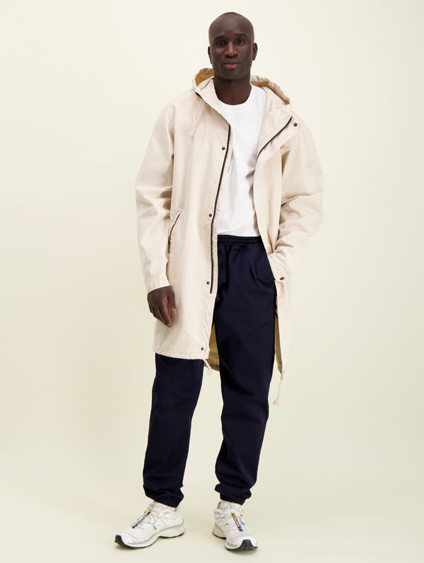Maxi Anorak birch