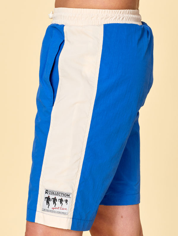 Sport Line Shorts sea blue / birch