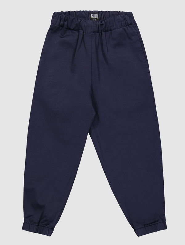 Children's Anorak Pants ink blue