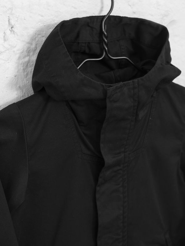 Children's Maxi Anorak black