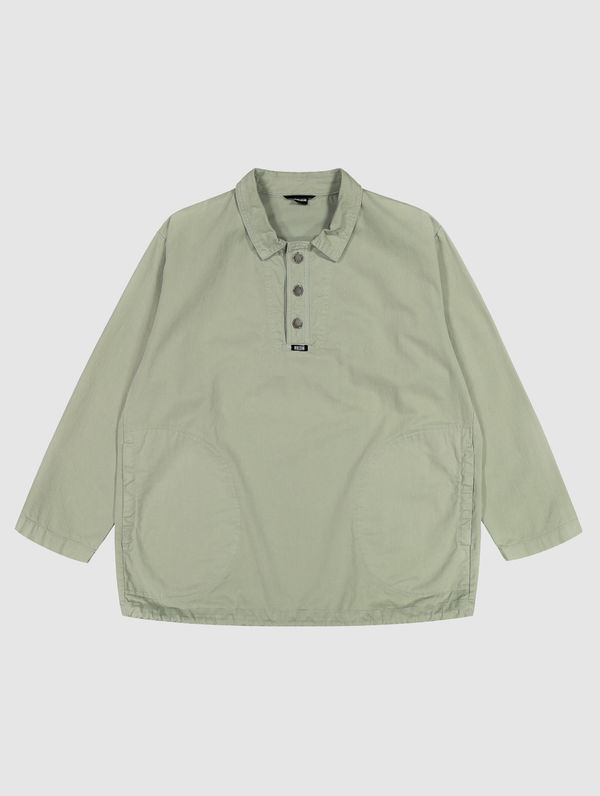 City Anorak fog green