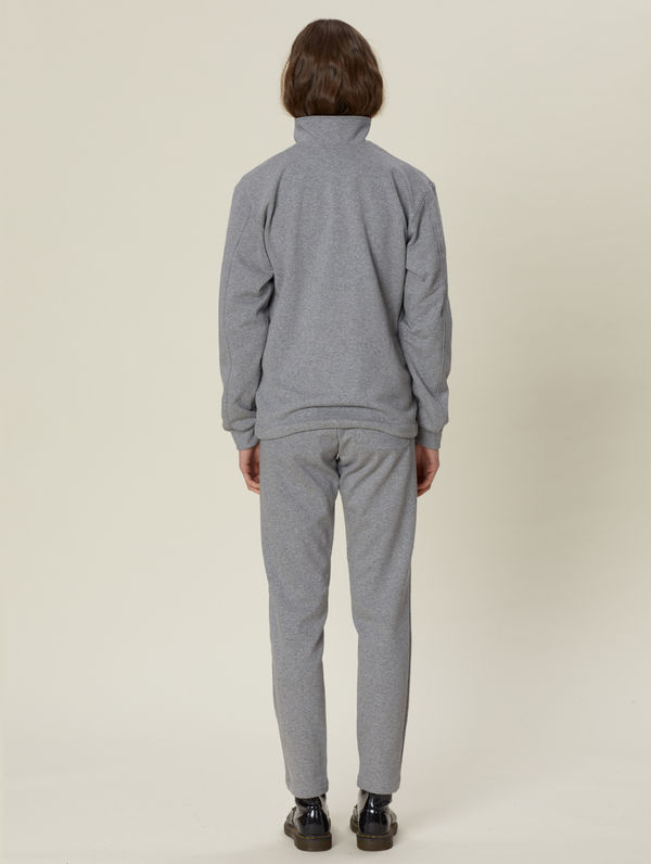 Aatos Sweatshirt light grey melange