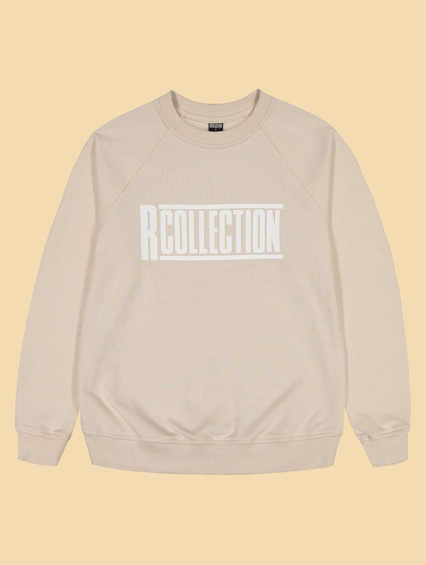 Women's logo Sweatshirt birch / white RC