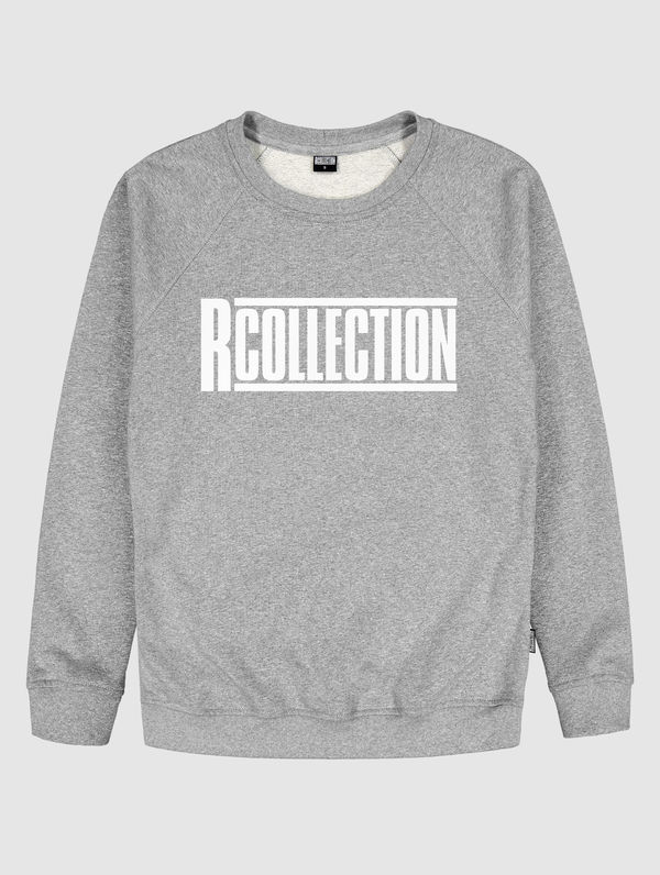 Women's logo Sweatshirt light grey melange / white RC