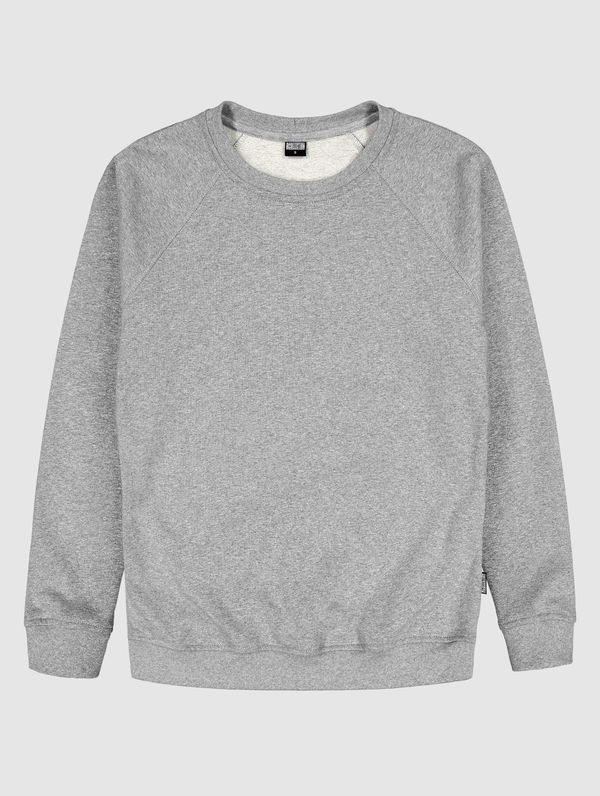 Women's Sweatshirt light melange grey