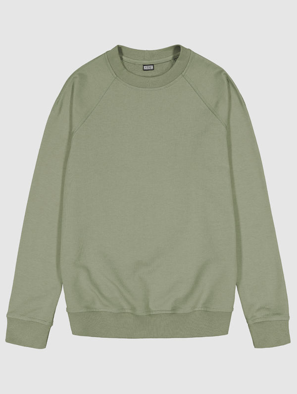 Women's Sweatshirt light moss green