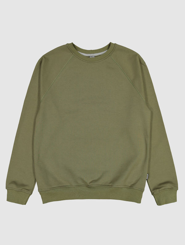 Sweatshirt moss green