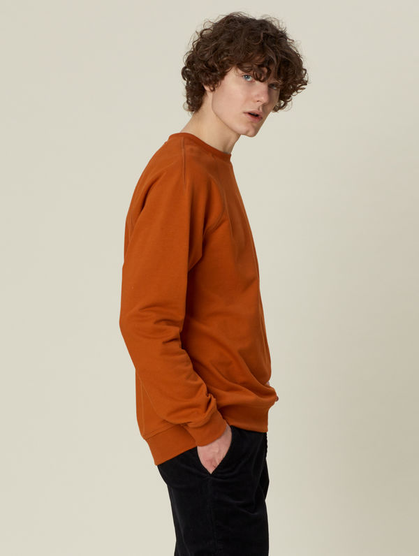 Classic Sweatshirt orange