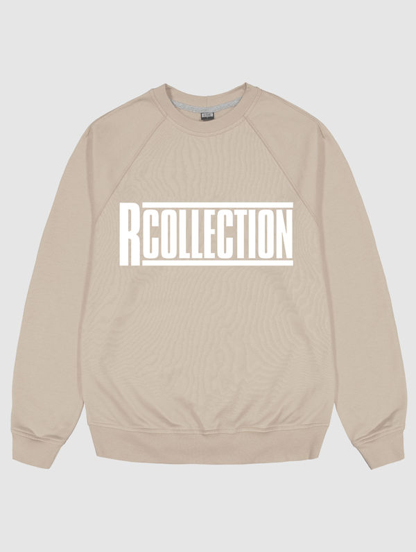 Logo Sweatshirt birch / white RC