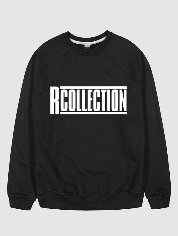 Logo Sweatshirt black / white RC