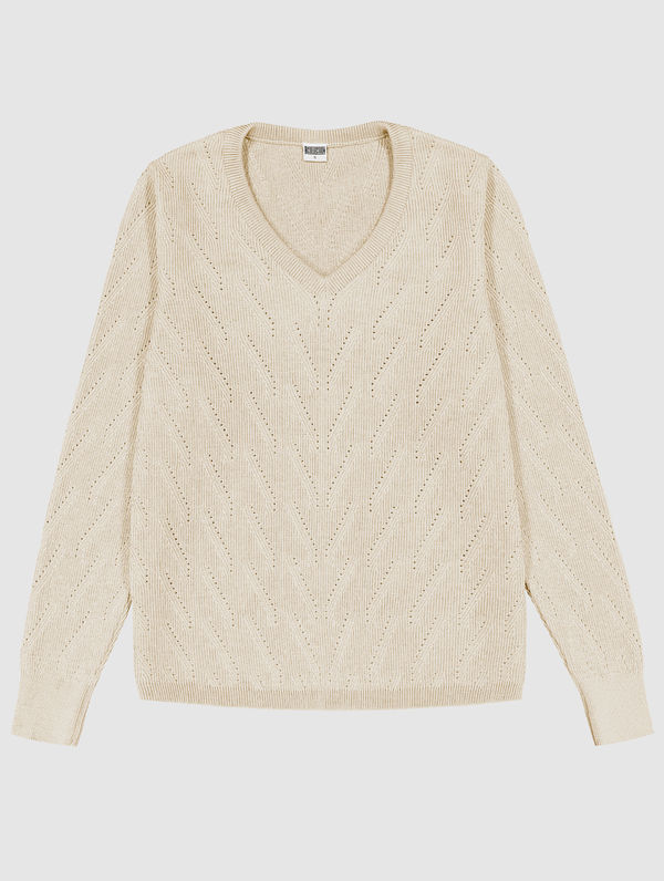 Salli Merino Sweater birch