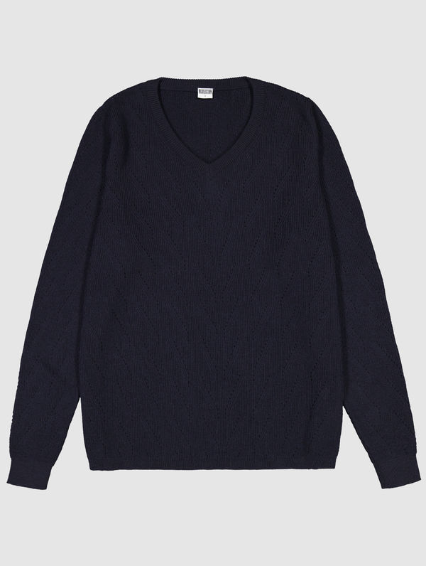 Salli Sweater ink blue
