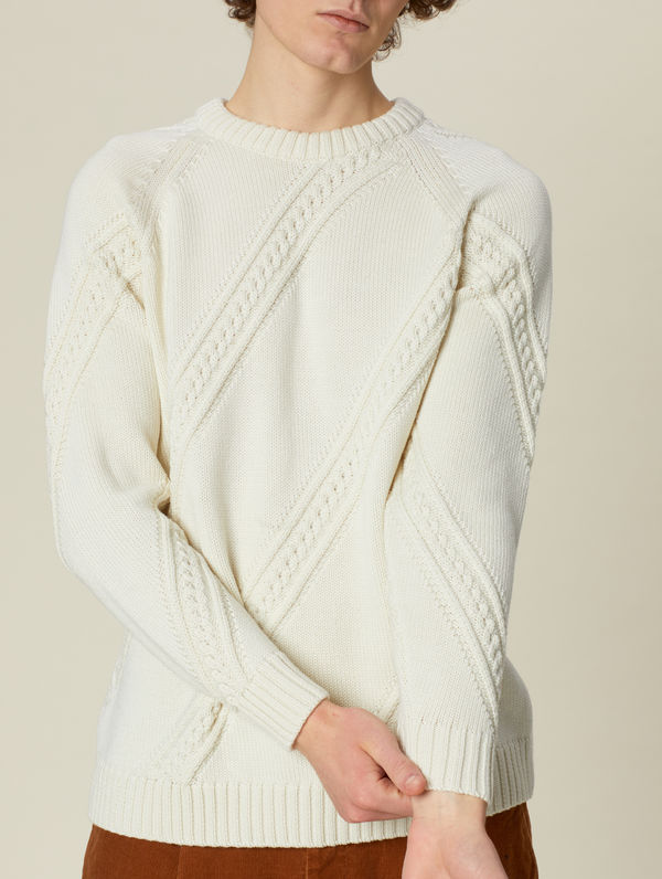 Paljakka Sweater cream
