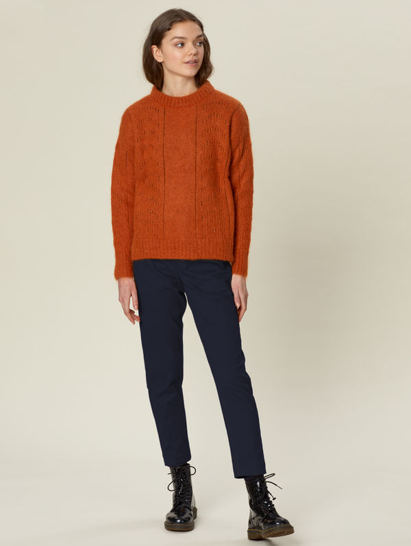 R-Collection Luna Mohair Jumper