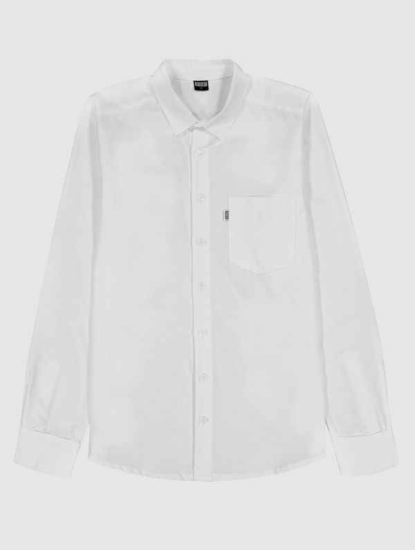 Viljo Shirt white