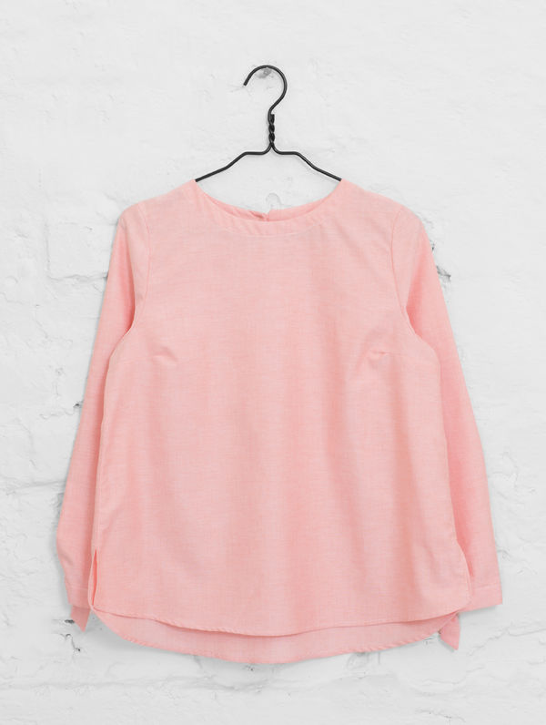 Brita Blouse peach
