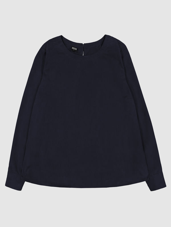 Ronja Blouse dark blue
