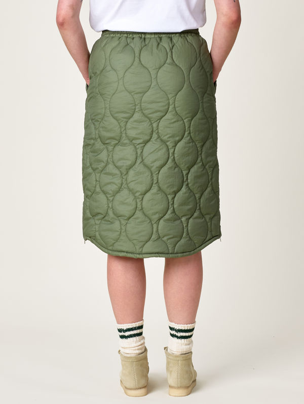 Vimpeli Skirt moss green