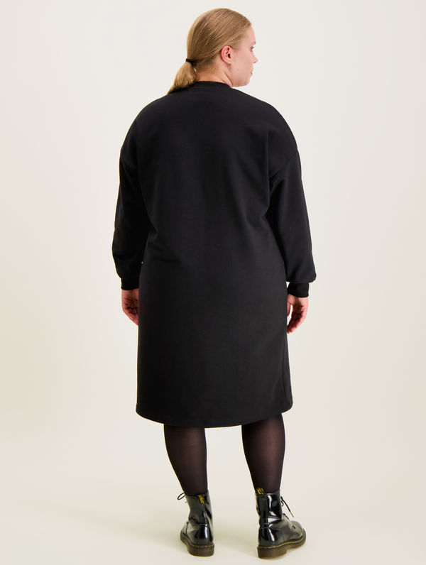 Elli Sweat Dress black