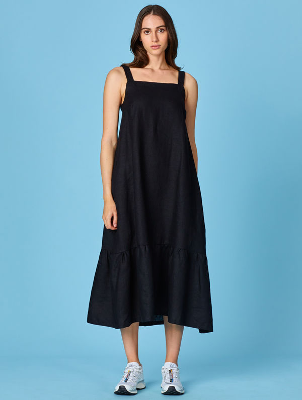 Solina Dress black