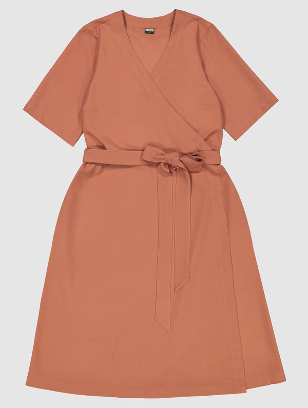 Silja Wrap Dress mango