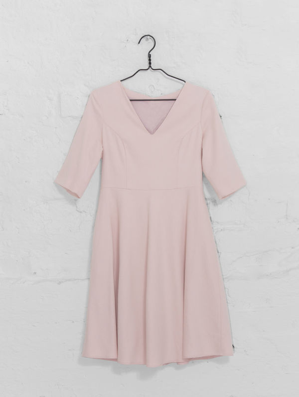 Maiju Dress cotton candy